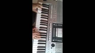 Roberto Carlos EU TE AMO, TE AMO, TE AMO instrumental psr 710 Yamaha