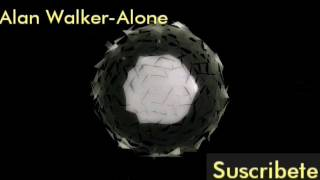 ALan Walker-Alone
