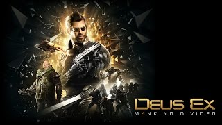 Deus Ex Mankind Divided | Kanye West - Power (Cover)