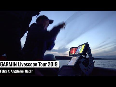Garmin Livescope Tour 2019 Folge 4: Grundlagen für das Bootsangeln mit Garmin LIVESCOPE