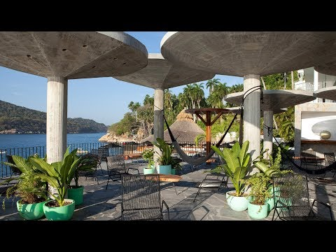 "Boca Chica Hotel was ""like an archaeology project"" says Frida Escobedo 