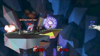 [TAS] Project M Turbo Mode Mario vs Luigi