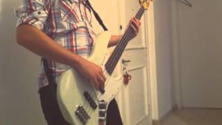 Los Hermanos Deixa o Verao Cover Baixo (Bass cover)
