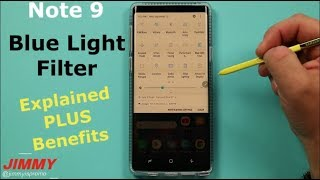 Samsung Galaxy | Why You Should Use The BLUE LIGHT FILTER