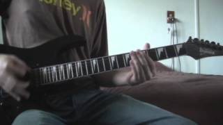 Point of No Return by Starset Guitar Cover with Tabs