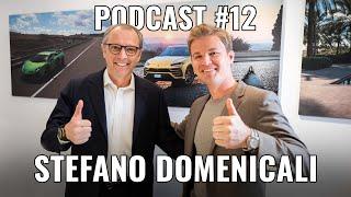 STEFANO DOMENICALI   Lamborghini CEO   Beyond Victory #12