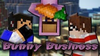 Bunny Business Pt.1/2 (Minecraft/Machinima)