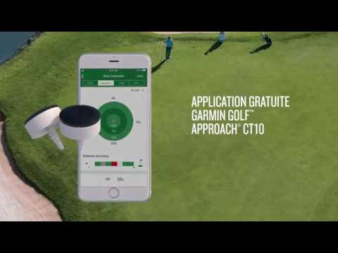 Garmin Approach® CT10 et application Garmin Golf - Mieux connaître vos clubs