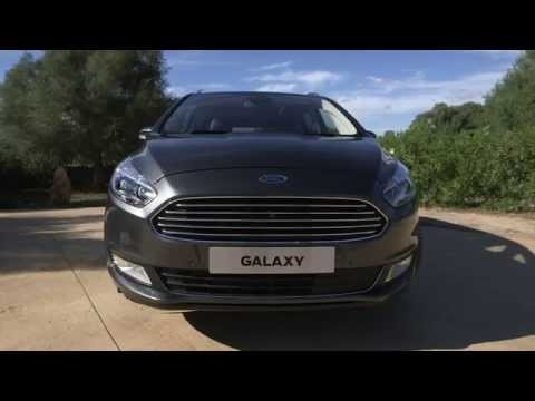 All-New Ford Galaxy Overview