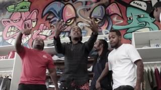 """BustDown Nu """"1 Week"""" (Official Video) DIR @mikemikefilms"""