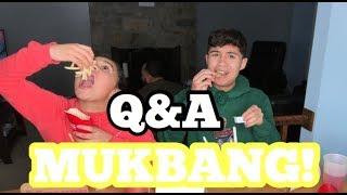 MUKBANG Q&A WITH JORDEN