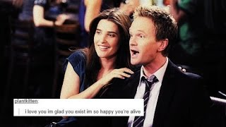 robin & barney   afraid to let yourself want