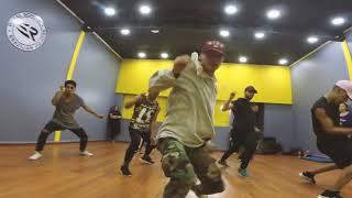 Govana - Stronger - Coreografia de dancehall por Roberto Marmor