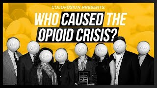 The Sackler Family – A Secretive Billion Dollar Opioid Empire