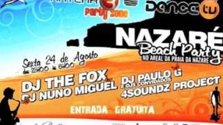DJ The Fox - Nazaré Beach Party