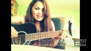 ROLLING IN THE DEEP COVER BY JACKIE PAJO ORTEGA