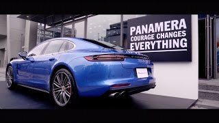 Behind the Scenes: Panamera campaign launch in Taipei, Taiwan
