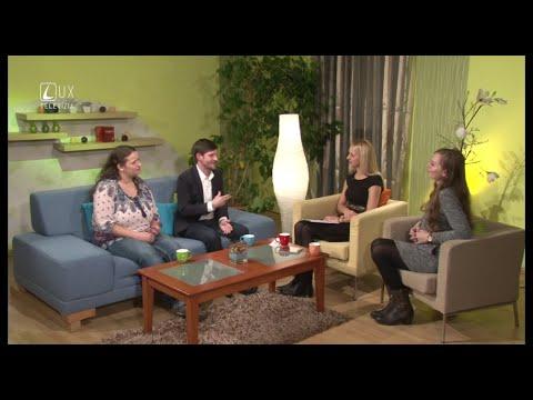 Náš projekt Bezhraničná láska  v TV LUX | relácia Doma je doma | BezhranicnaLaska.sk