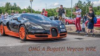 Car Cafe Nottingham OMG A Veyron WRE!!!
