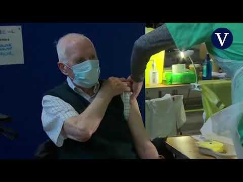 Inglaterra transforma las catedrales en centros de vacunación
