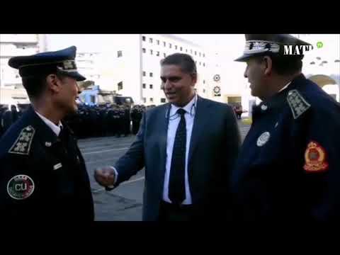 Video : Mobilisation de la DGSN à Casablanca pour sécuriser les fêtes de fin d'année