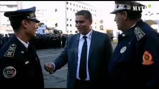 Mobilisation de la DGSN à Casablanca pour sécuriser les fêtes de fin d'année