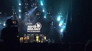 St. Germain at North Sea Jazz 2016 Rotterdam