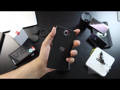 BlackBerry Priv فتح صندوق جهاز