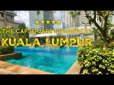 Our New Home in KL: The CapSquare Residences Dang Wangi Kuala Lumpur Malaysia