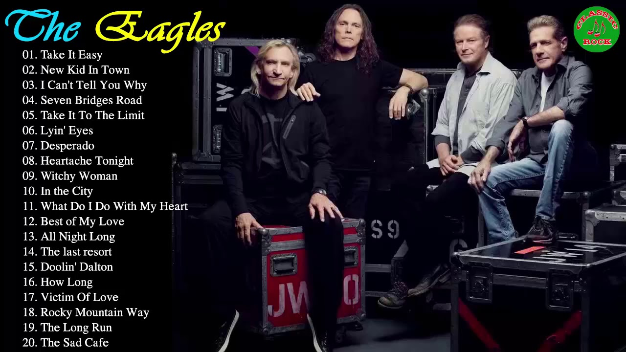 Ticketnetwork The Eagles An Evening With The Eagles Tour Dates 2018 In Sacramento Ca