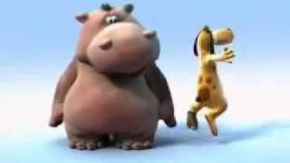 The Lion Sleeps Tonight - Hippo Singer - FULL VERSION
