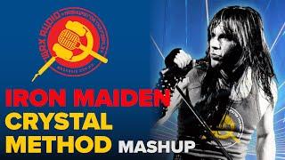Crystal Maiden (Iron Maiden + The Crystal Method Mashup) by Wax Audio