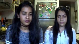 Louis Tomlinson - Just Hold On ft. Steve Aoki - cover Gaby y Karen.