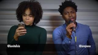 Big Baby D.R.A.M. feat. Erykah Badu - WiFi (cover by Alicia Moore & J.None)