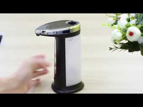 Dispensador Proteção Covid-19 Sensor Automatizado