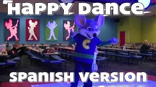 Chuck E. Cheese's - Happy Dance (Spanish Version)