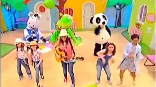 As Canções da Maria no Panda e os amigos- Tabuadas dos 7,8 e 9 (Maria feat M & M)