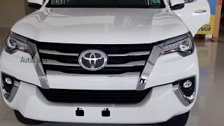 New Toyota Fortuner Interior | Review | Walkthrough width=