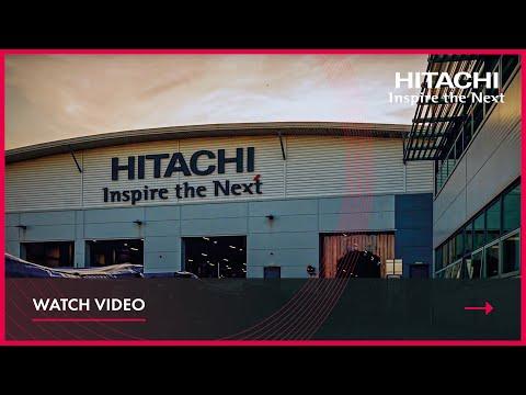 Welcome to Hitachi Rail