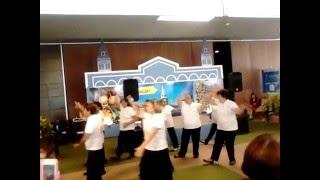Dança sênior/Gerontologia/TerapiaOcupacional
