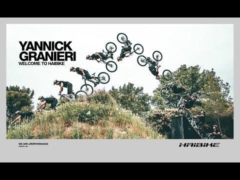 Yannick Granieri - Welcome to Haibike