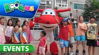 【Official】Super Wings - Event in Korea 01