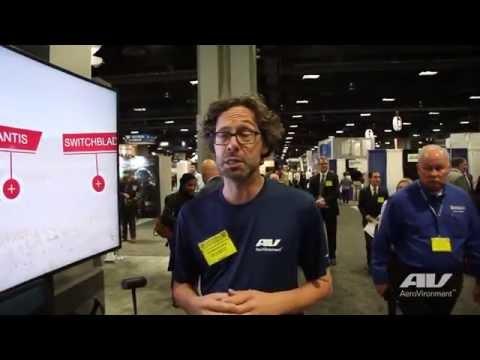 AeroVironment's Sensor to Shooter Virtual Reality Experience