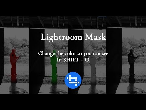 Change the Mask Color in Adobe Lightroom