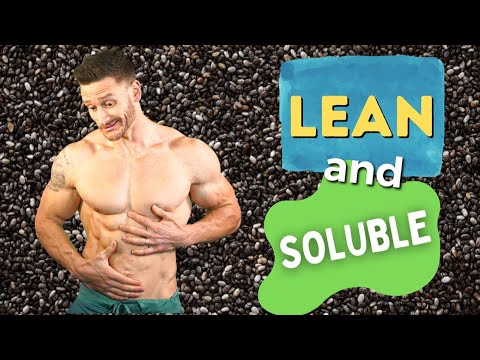 Soluble Fiber Gets You Leaner (That's Why I Eat It)