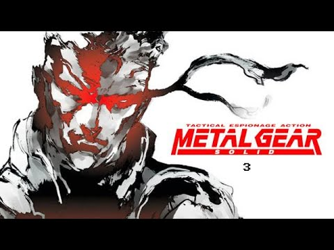 BITeLog 00C6.3: Metal Gear Solid (PLAY STATION)