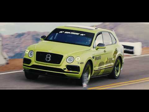 Bentley Bentayga takes on Pikes Peak | Bentayga