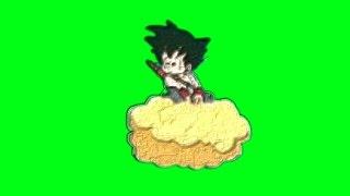 Goku Dragon Ball Green Screen 1#