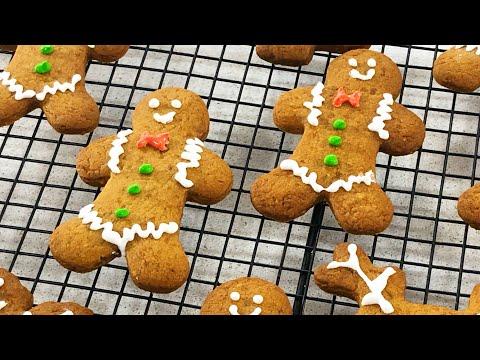 Galletas de jengibre y cómo decorar galletas de Navidad SIN COMPLICACIONES