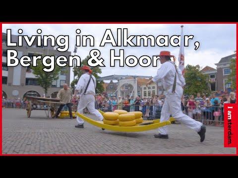 Alkmaar, Bergen & Hoorn photo